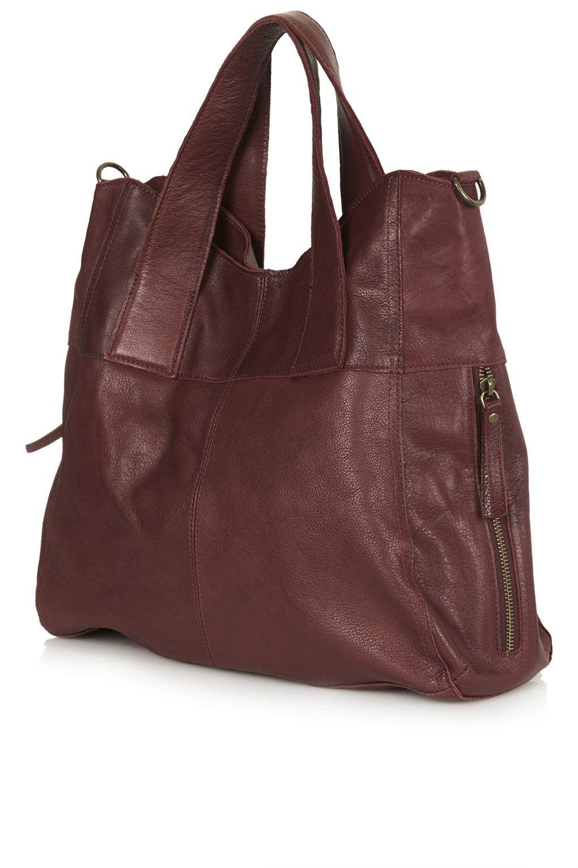 Photo 3 of Leather Alba Hobo Bag