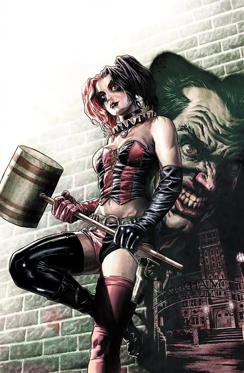 Pin on Cute & Crazy Harley Quinn