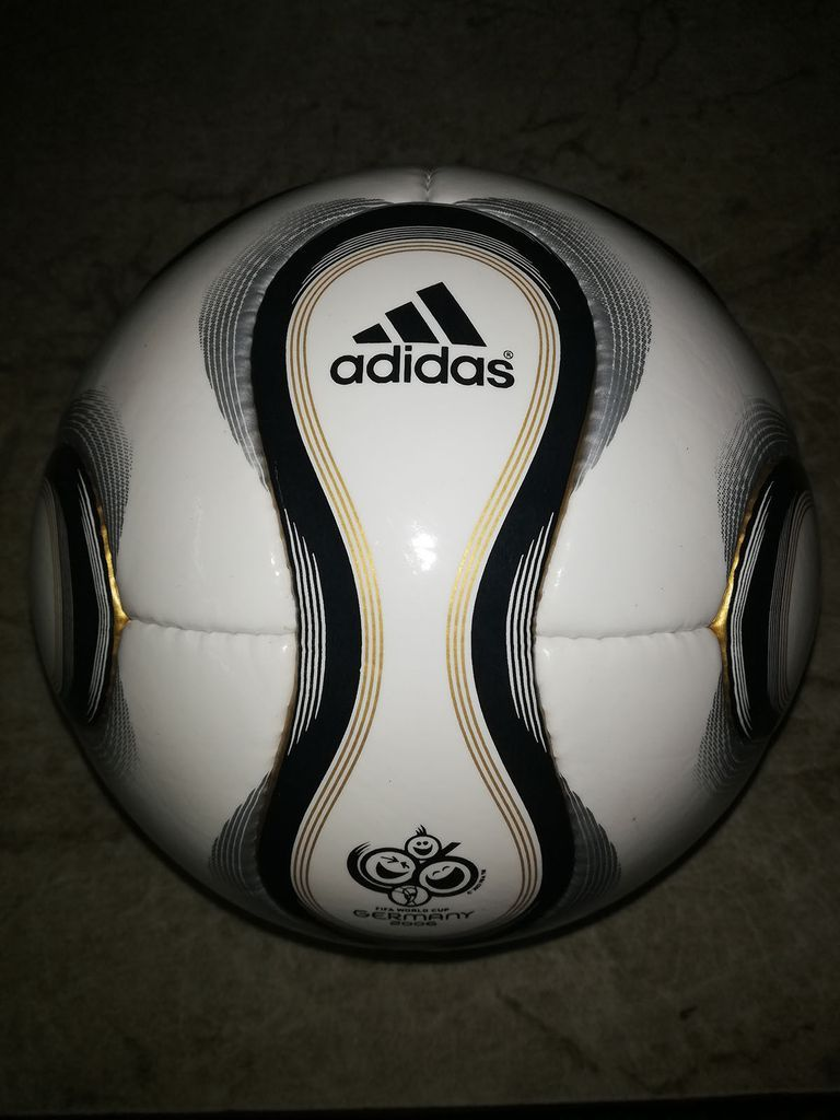 Adidas Teamgeist Official Match Ball World Cup Ball 2006 Germany No 5 Esportes Coletivos Bolas