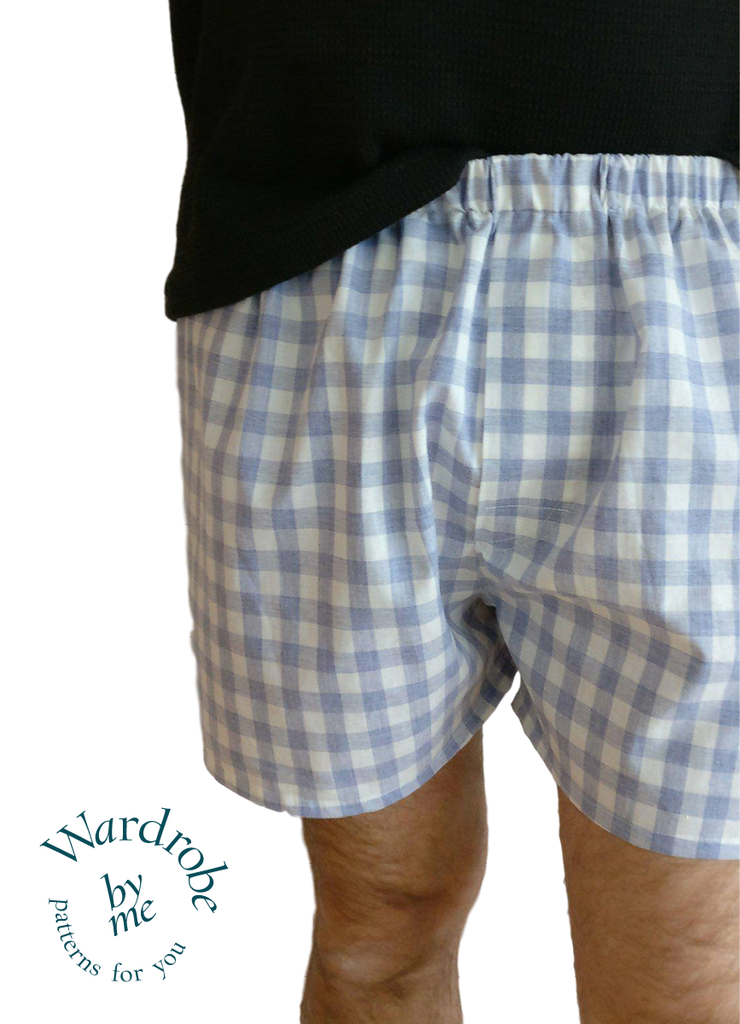 Boxer shorts Sewing Pattern | Pinterest | Boxers shorts, Sewing ...