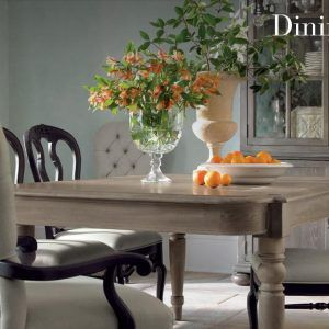 Martha Stewart Bernhardt Dining Room Table  Httpbehoovenpress Enchanting Bernhardt Dining Room Set Design Inspiration