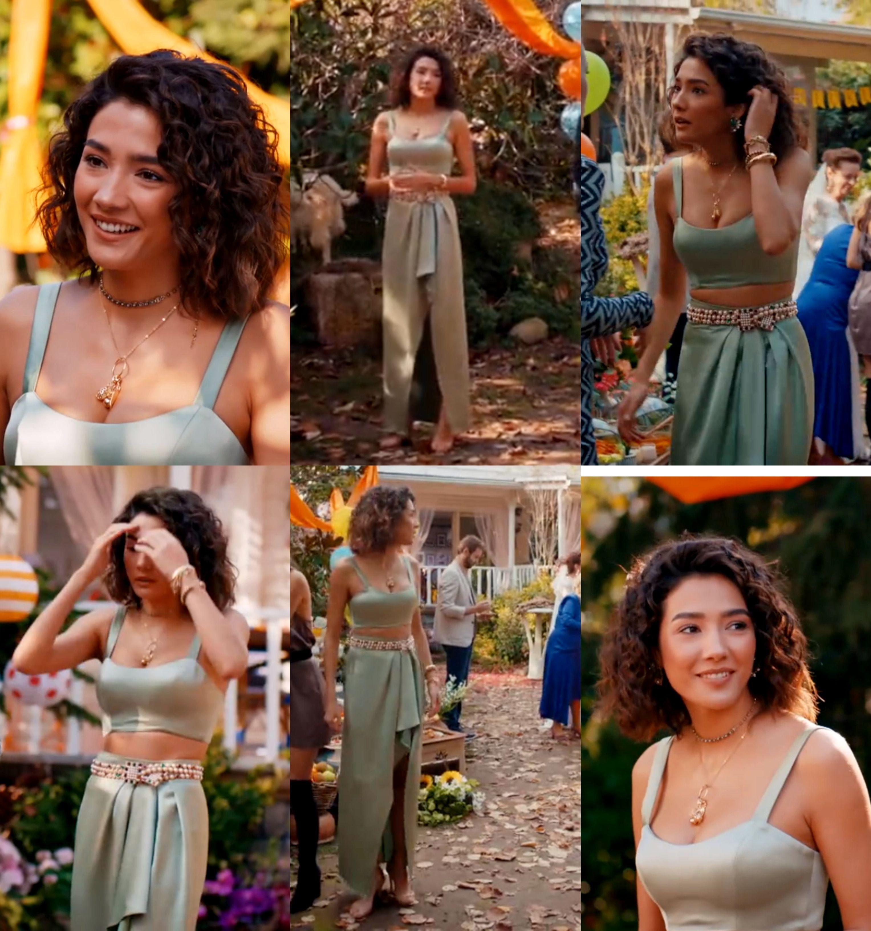 Selin 23 Episode Her Yerde Sen Tv Show Outfits Teenage Fashion Outfits Fashion Teenage