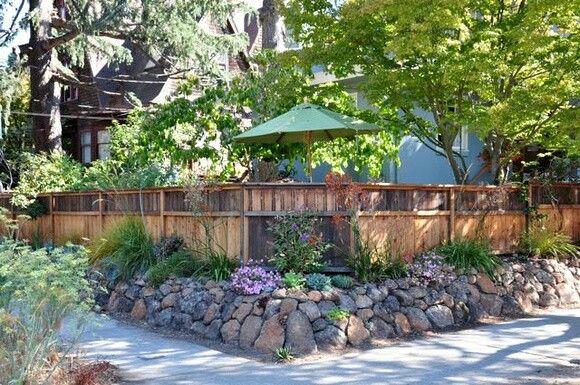 Side Yard Corner Lot Privacy Fence Side Yard Backyard Corner Lot