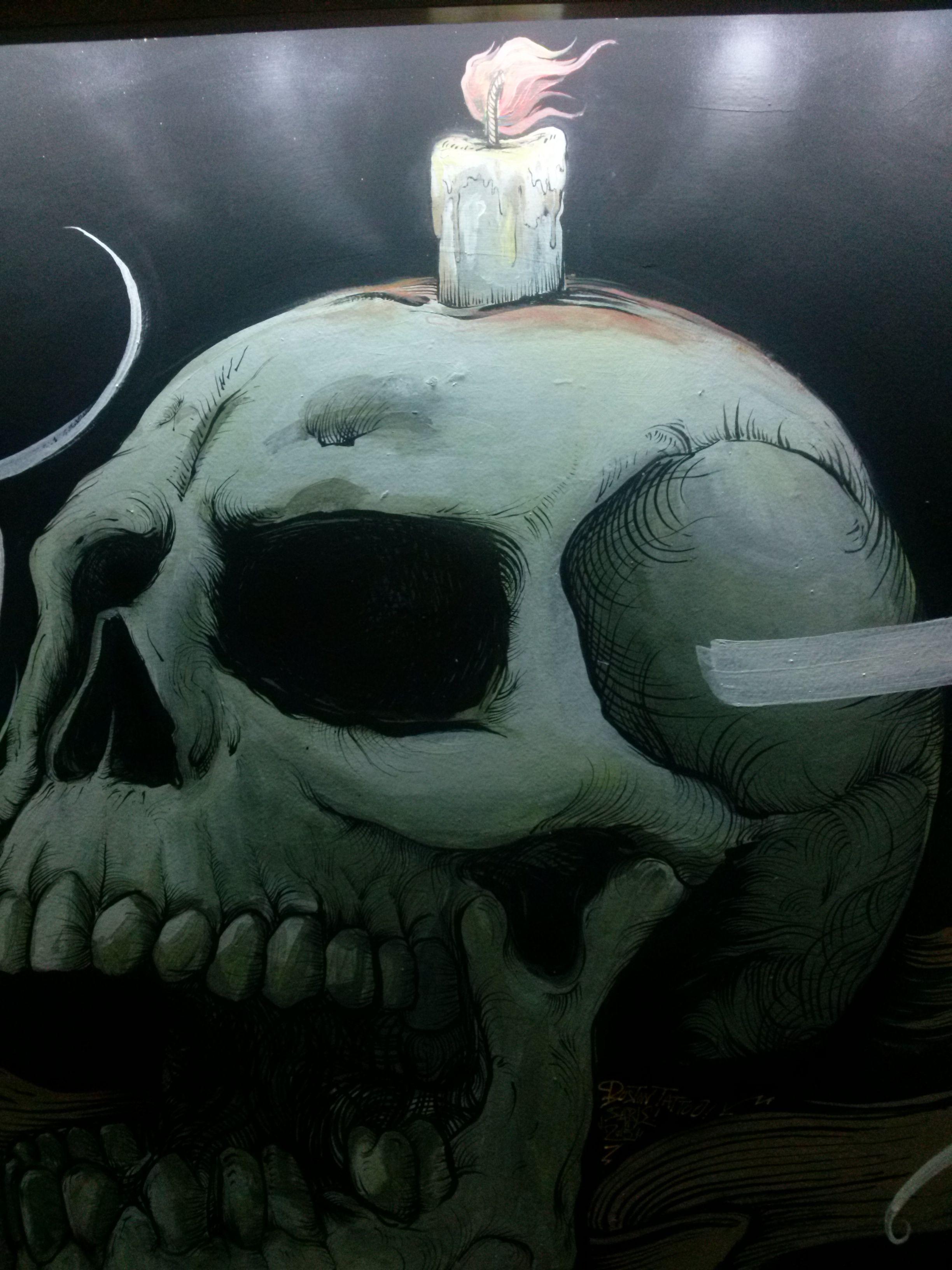 #Sable #Skull #calavera #craneo #Sable1 #ashurado