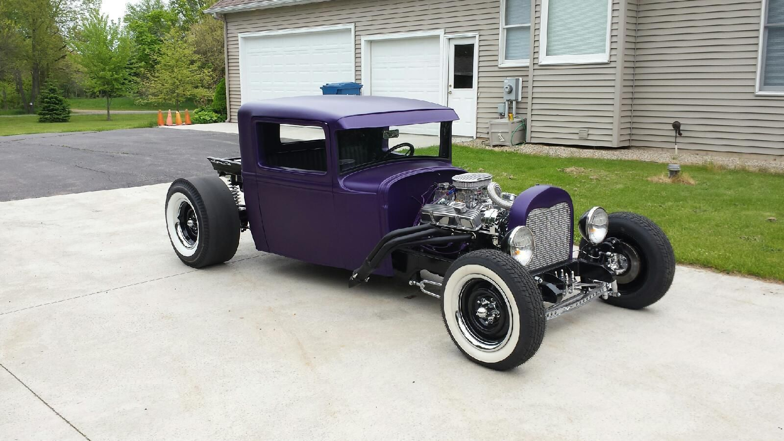 1931 Ford Model A Rat Rod Pro Street | Hot rods for sale | Pinterest ...