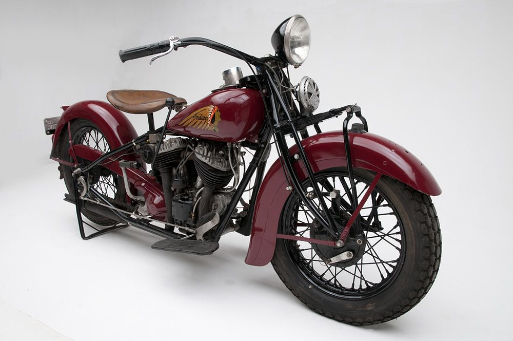 1935 Indian Chief Motorcycle Indian motorcycle
