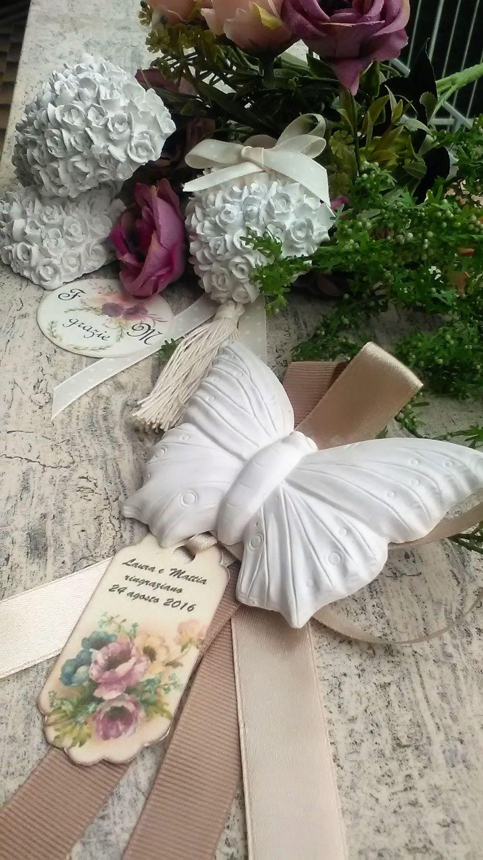 10 Gessetti Profumati A Forma Di Cuore O Farfalla Per Segnaposti E Bomboniere Nozze Nascita Battesimo Prima Comunione Cre Diy Baby Stuff Crafts Gift Wrapping