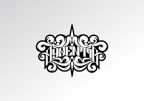 Authentia Greek Hip Hop Label Graphic Design Logo Logo Design Typography Graphic Design Inspiration