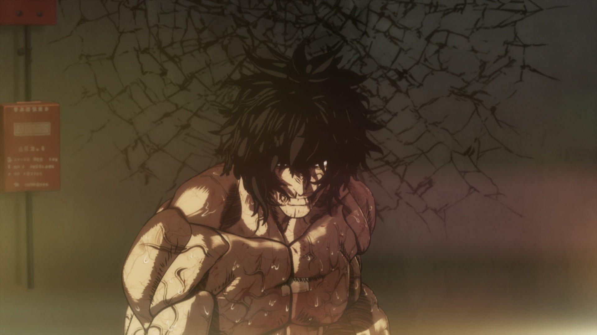 Kengan Ashura Part Ll Anime Artwork Aesthetic Anime Anime