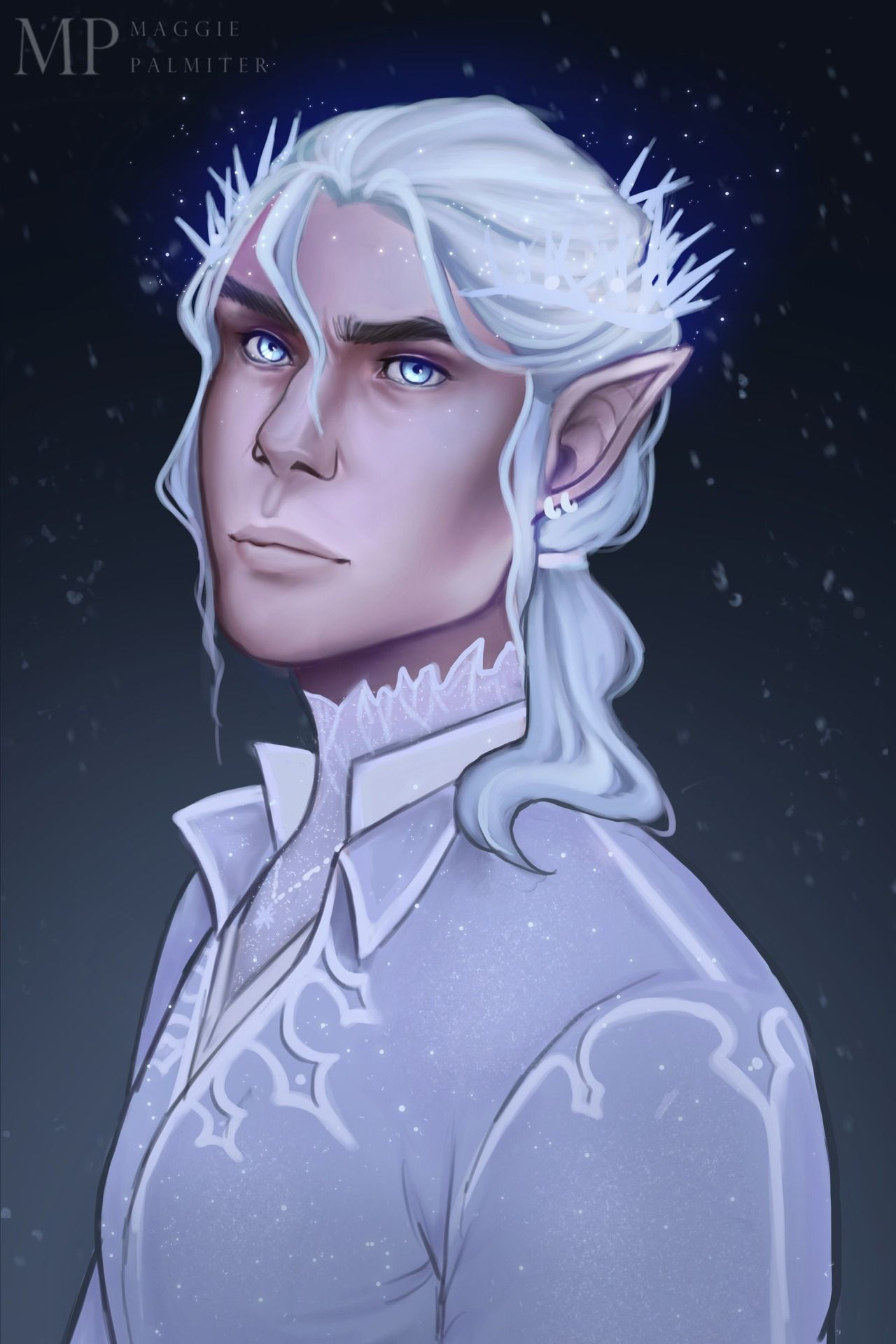 Kallias By Maggiepalmiter A Court Of Mist And Fury Favorite