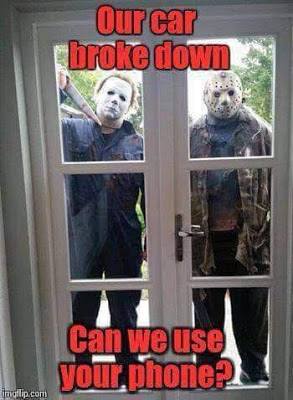 Ghost Hunting Theories Being Michael Myers Memes and