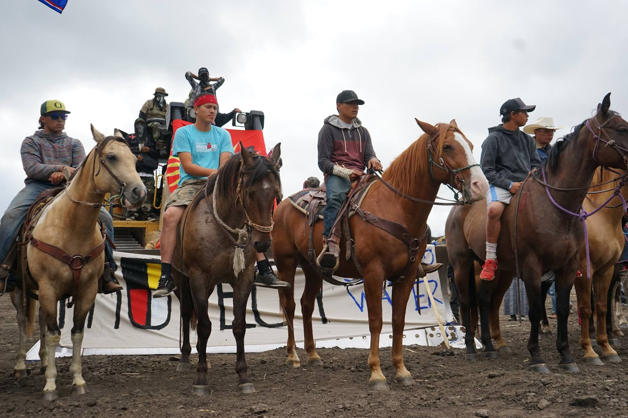 Standing Rock Sioux Tribe 'disappointed' with decision in