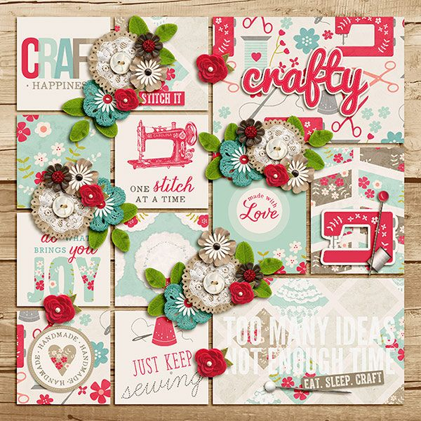 Favorite minutes $5 Grab bag by Tinci Designs http://store.gingerscraps.net/Favorite-minutes-grab-bag.html