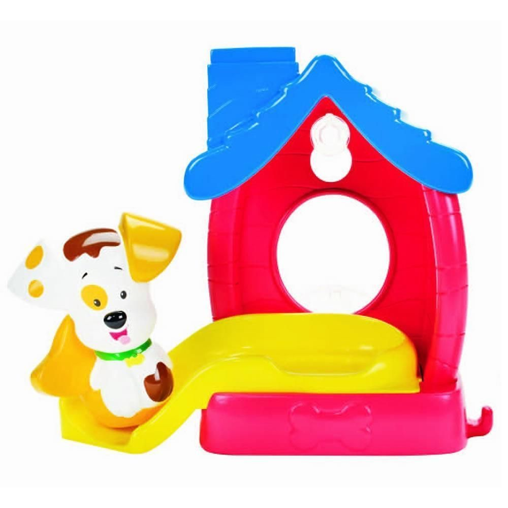 New Fisher Price Bubble Guppies Bathtime Puppy House Baby Toddler