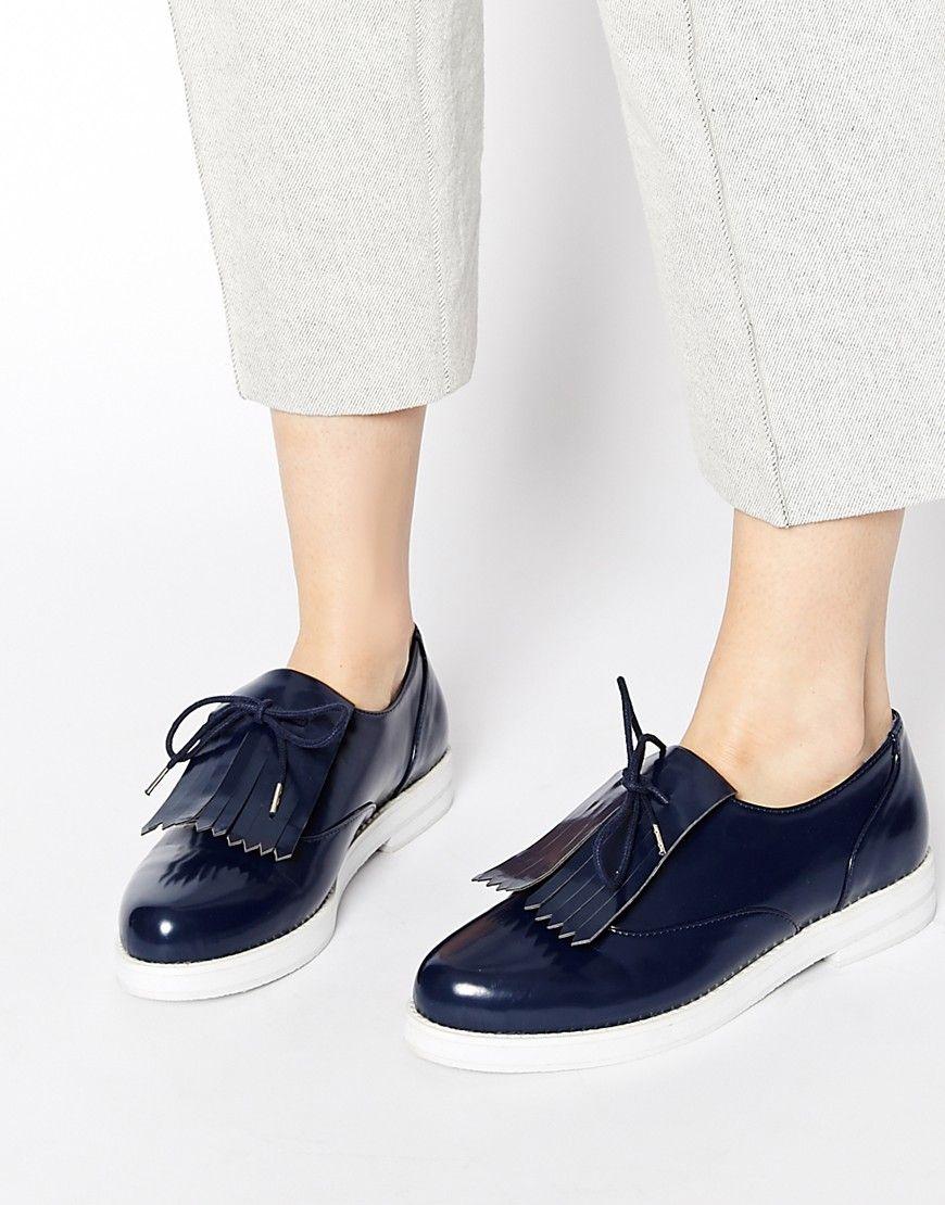 Buy Women Shoes / Asos Madrid Flat Shoes