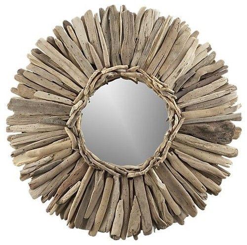 Espejos Espejo Driftwood eclécticos