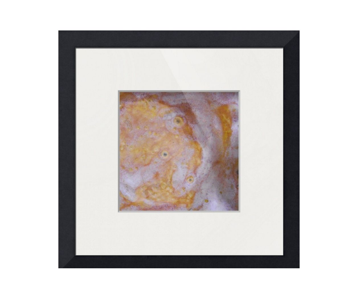 Abstract Framed Wall Art - Square #7 | Pin your original art ...