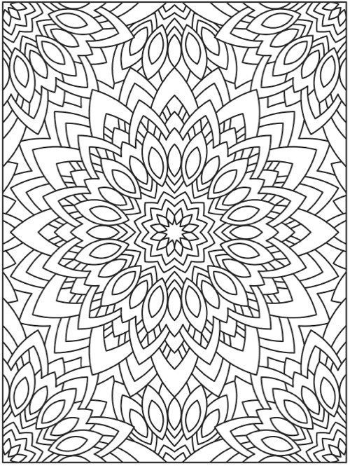 The Best Mandala Coloring Books for Adults | Coloring books, Mandala ...