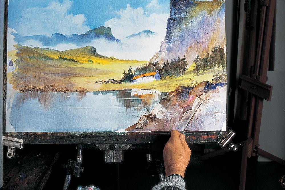 L Acrylique Simplement Les Arts Comment Peindre Palettes De