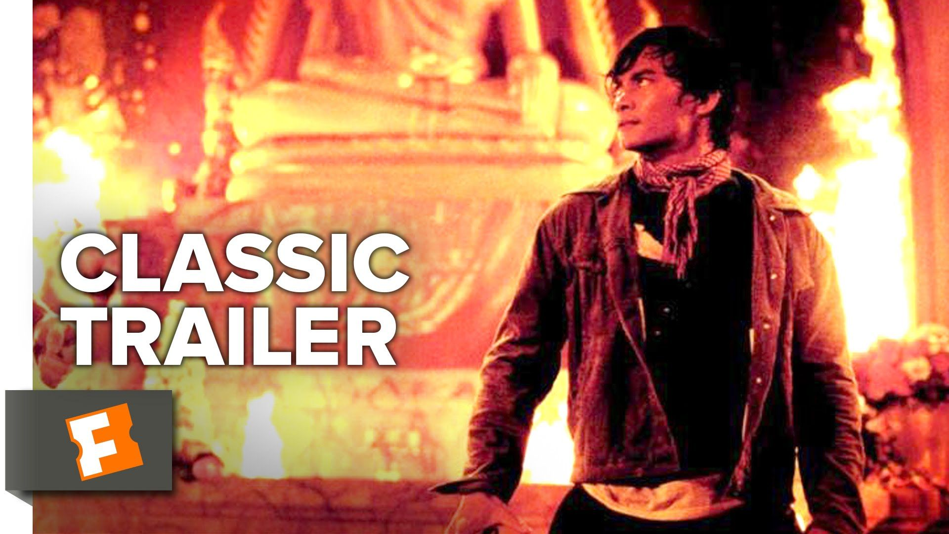 The Protector (2005) Official Trailer 1 Martial Arts