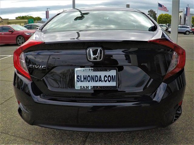 2017 New Honda Civic LX For Sale In San Leandro Oakland Hayward Alameda