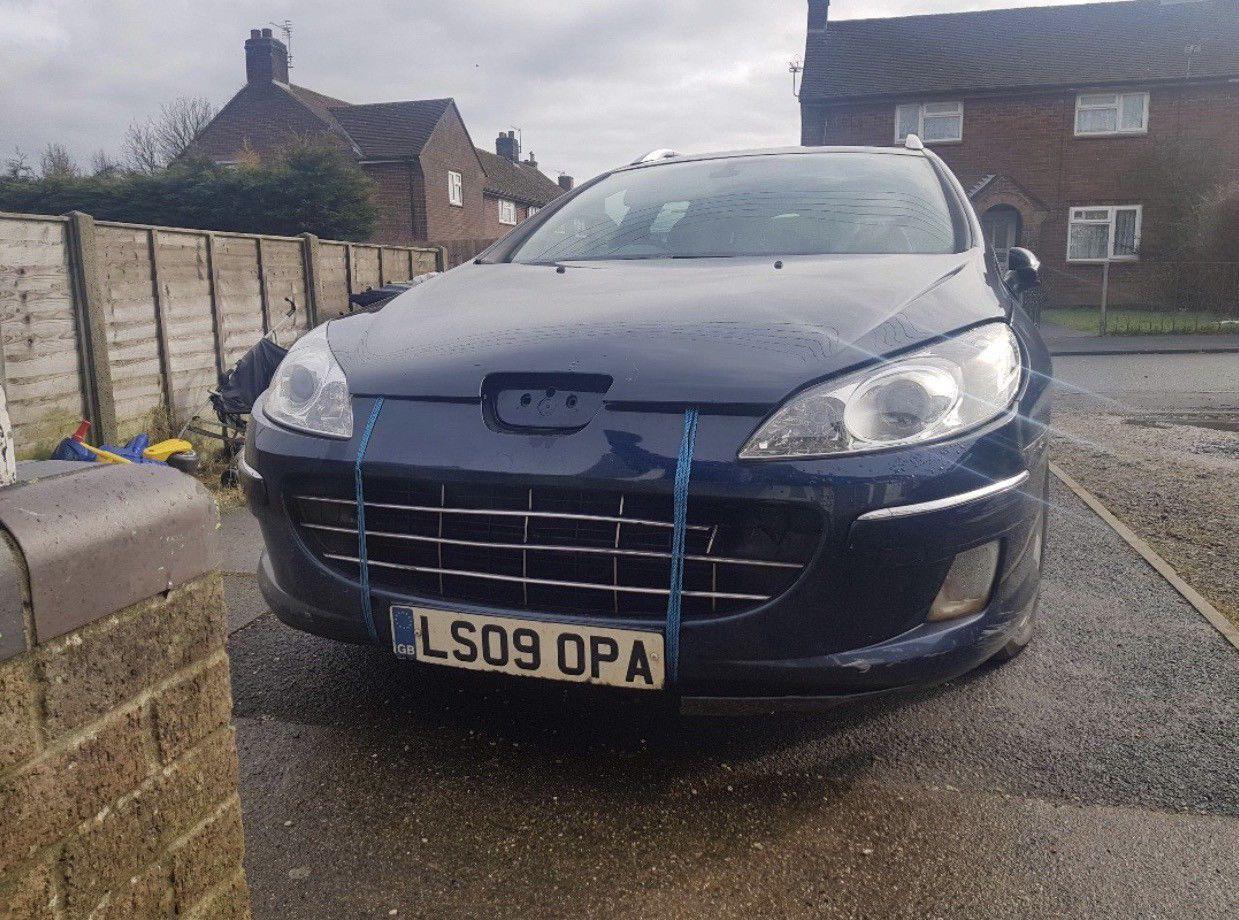 eBay: peugeot 407 sw spares or repairs #carparts #carrepair