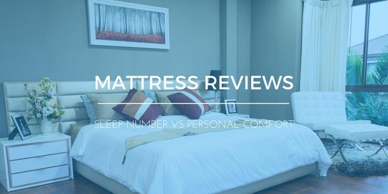 Sleep Number Mattresses Vs Personal Comfort Mattress
