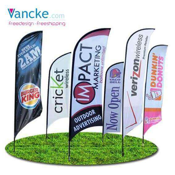 Outdoor Advertising Flags Double Sided Feather Flags Feather Flags In 2020 Flag Custom Feather Flags Outdoor Marketing