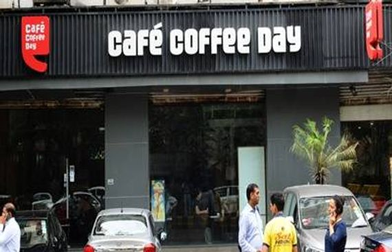 CCD Mourns Founder's Demise with Black Logo Cafe coffee