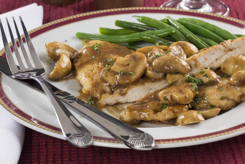 Quick Chicken Marsala Recipe Mr Food Pinterest Chicken