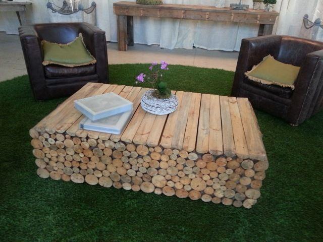 Table de jardin en bois : le choix respectueux de l ...