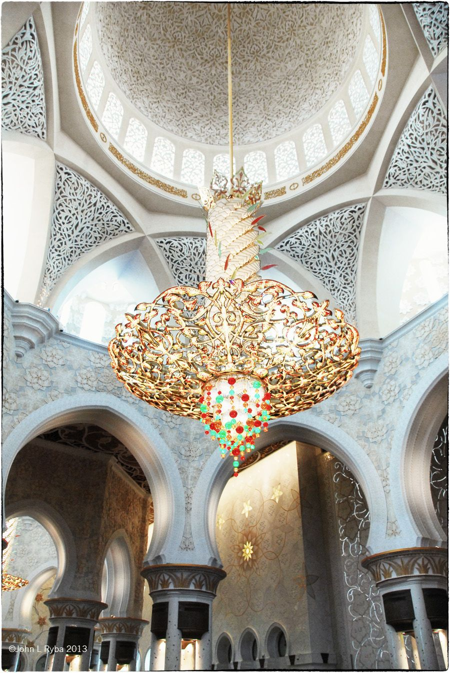 Sheikh zayed grand mosque in abu dhabi architectural elements sheikh zayed grand mosque in abu dhabi architectural elements worlds largest chandelier arubaitofo Image collections