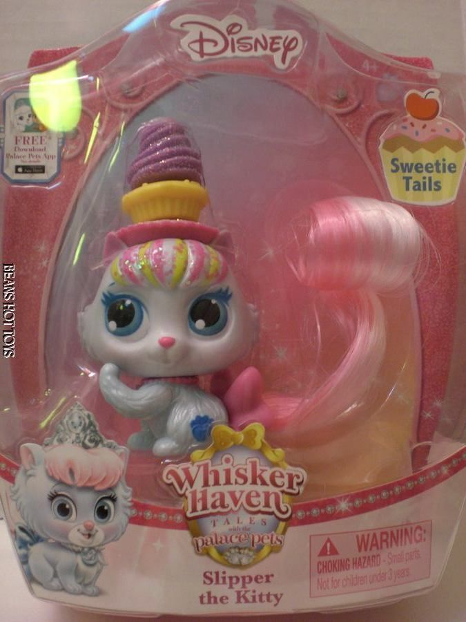 Disney Princess Whisker Haven Tales Slipper The Kitty Palace Pets Sweetie Tails Palace Pets Kids Toy Organization Princess Palace Pets