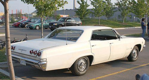 1965 Chevrolet Impala 4 Door Hardtop Chevrolet Impala Impala Chevrolet Impala 1965