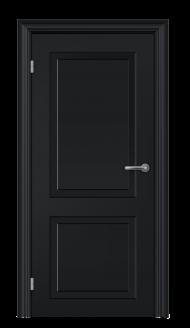 Modern Black Door Living Room Background Episode Interactive Backgrounds Wooden Doors