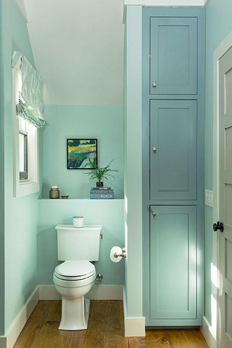61+ Smart Small Bathroom Storage Solutions   Small ...