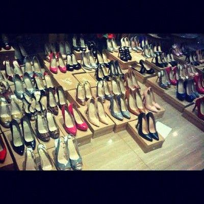 My old collection. #shoes byagnes_jennifer