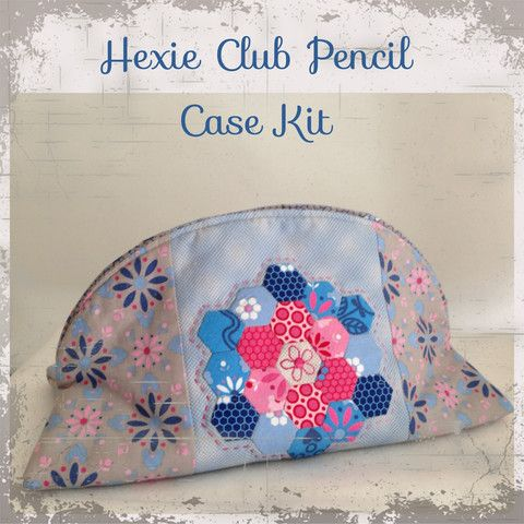 Hexie Club Pencil Case Kit