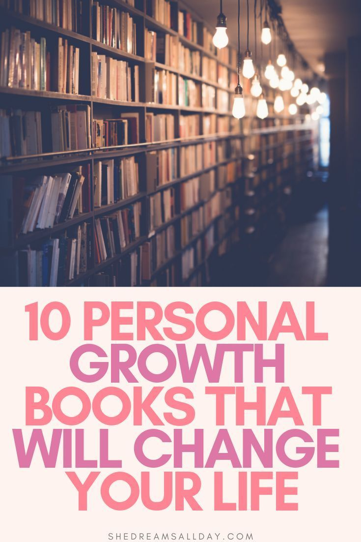 The 10 Best Personal Development Books For A New And Improved You