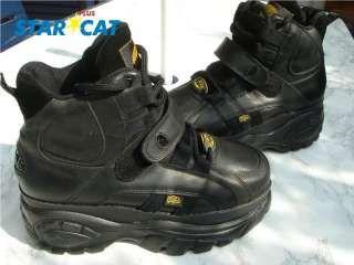 BUFFALO Boots Style 1345 14 Leder, schwarz Gr. 45 NEU   Buffalo ... 158bd209b0