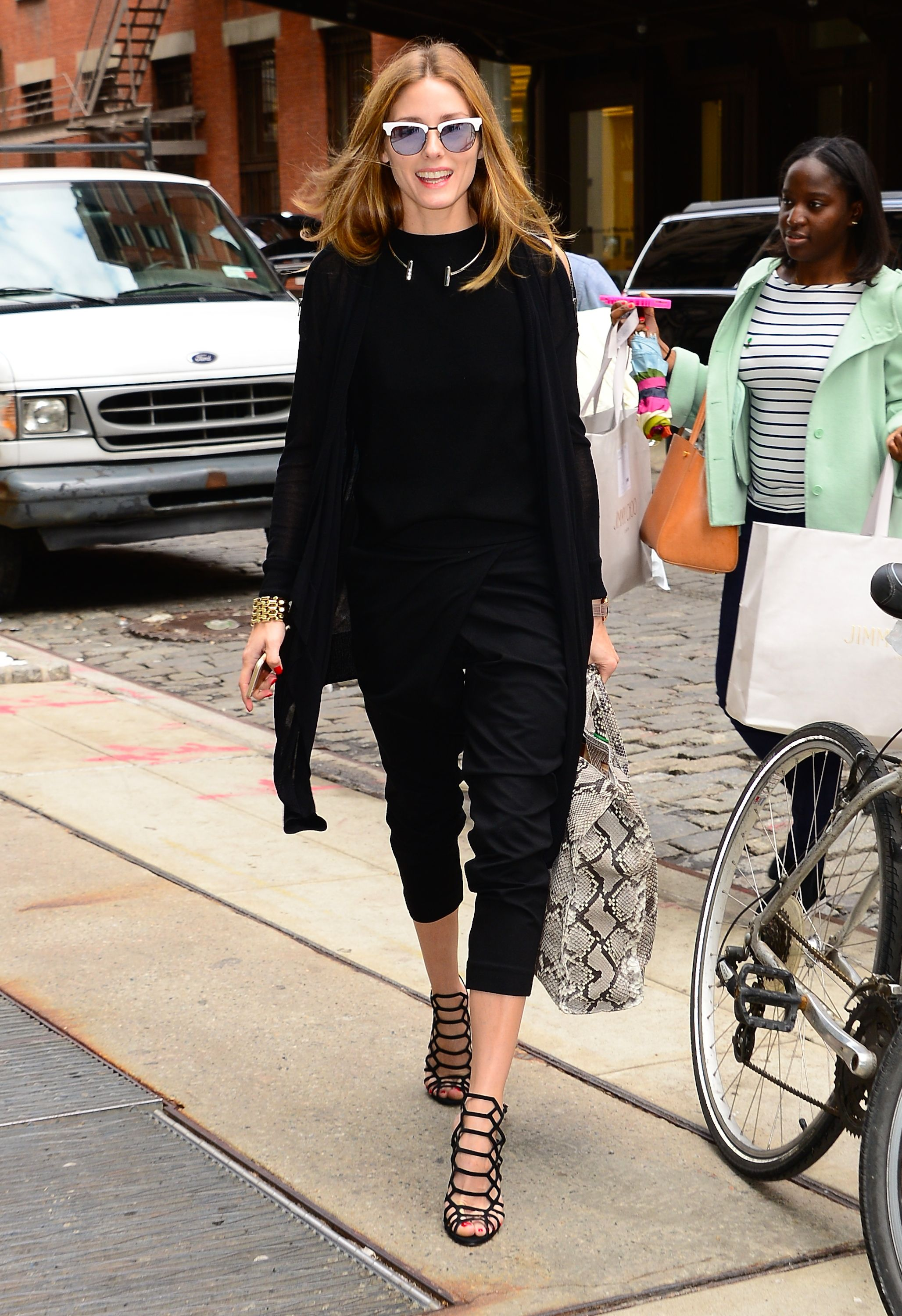Olivia Palermo Just Broke Summer's Number 1 Fashion Rule