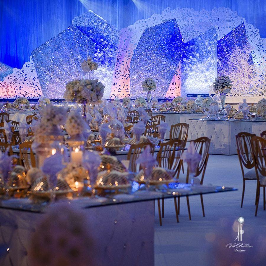 Hypnothise Ali Bakhtiar Designs Wedding Deco Dubai Wedding Luxury Wedding Decor