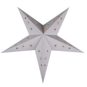 Lanterne étoile - 60 cm - Blanche