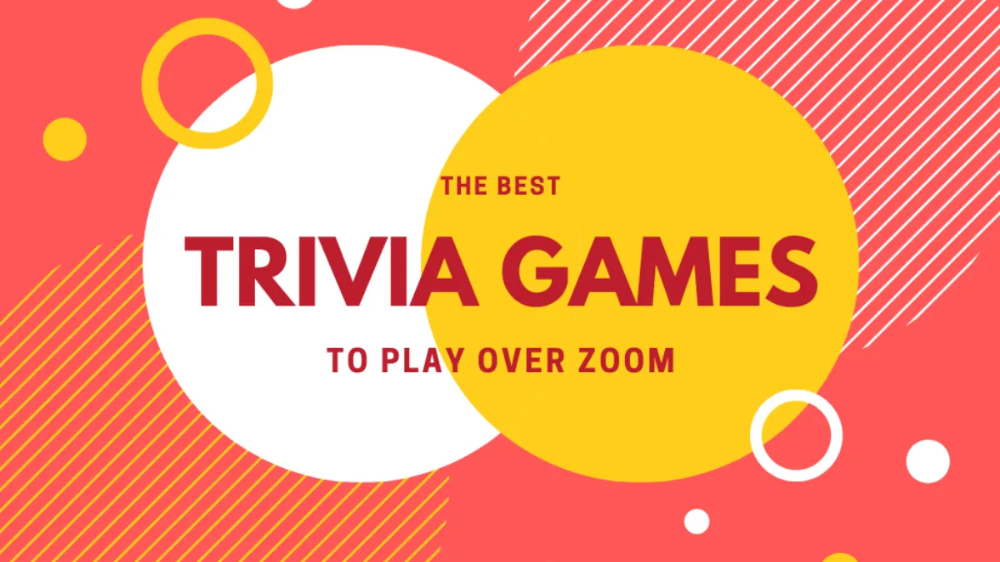 14 Trivia games to play on Zoom [May 2020] in 2020