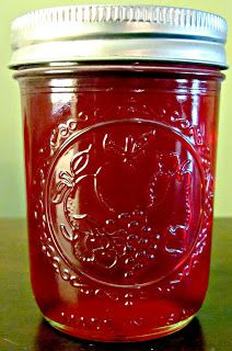 Creating Nirvana: Canning Low Sugar Strawberry Syrup
