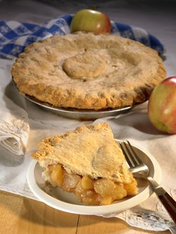 Natural Apple Pie - Julian Pie Co - Made with sweet apples