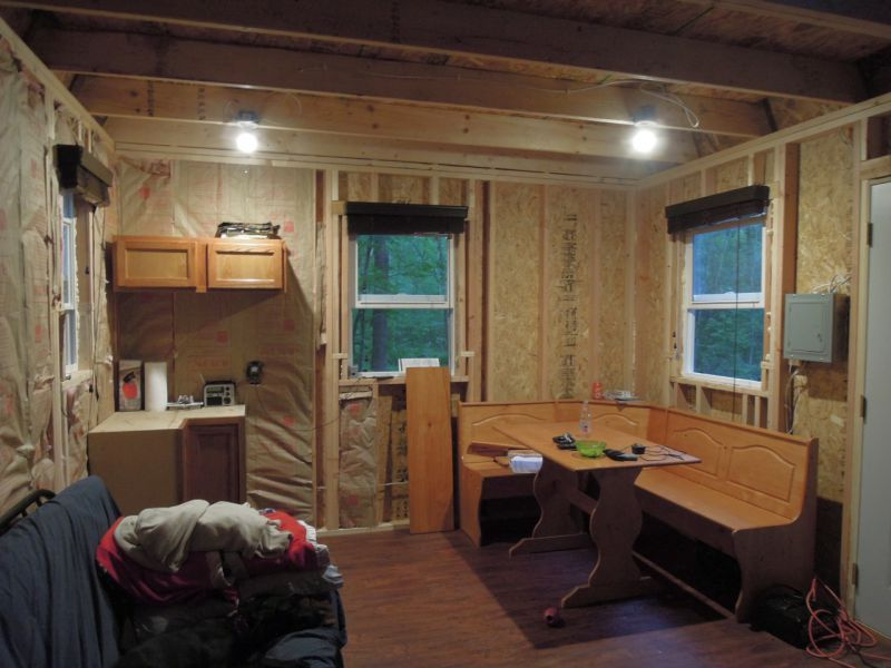 Best Home Depot Shed As Tiny House Interior Shed To Tiny 400 x 300