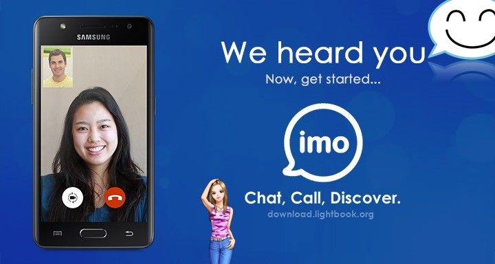 Download IMO 2020 Free 🥇 Online Chat Voice & Video Calls