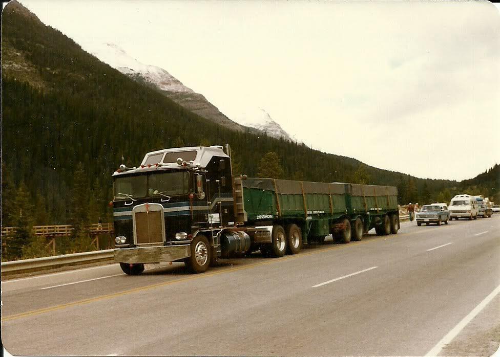 Trucks, Kenworth Trucks