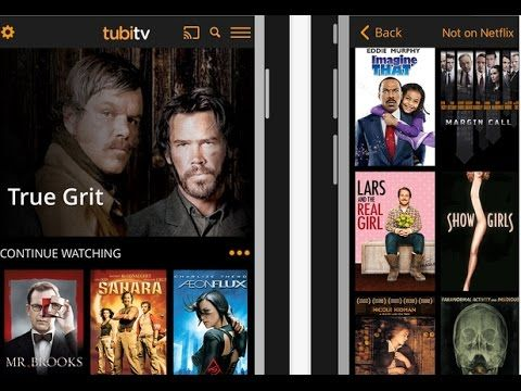 Tubi TV App Review. Best Free HD movies App outside of